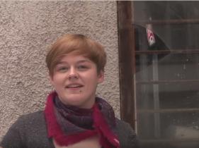 Kadr z filmu o studiowaniu etnologii