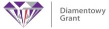 Logo Diamentowego Grantu
